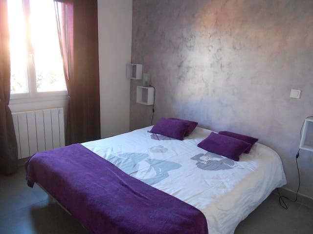 T2 indépendant dans maison - Enveitg - Hus