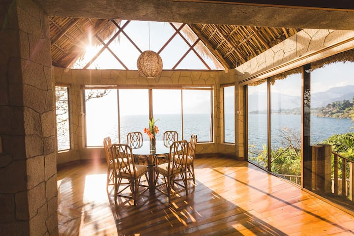 Romantic Escapade in Lake Atitlan