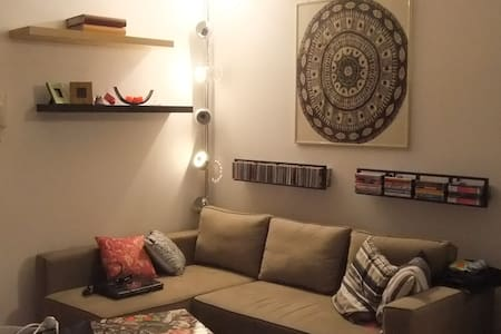 appartamento bilocale arredato - Orzivecchi - Lejlighed