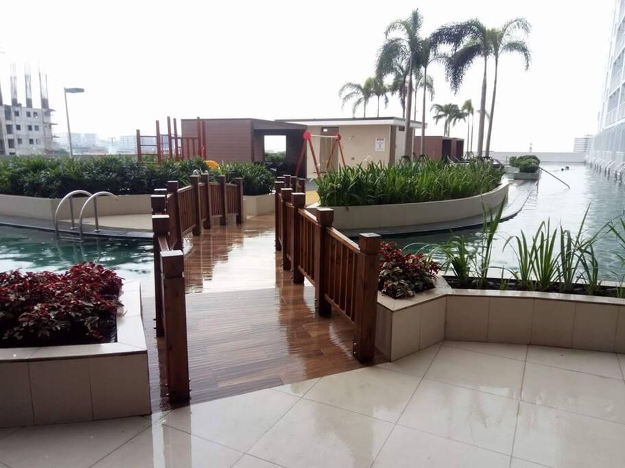 8th Floor Swimming Pool