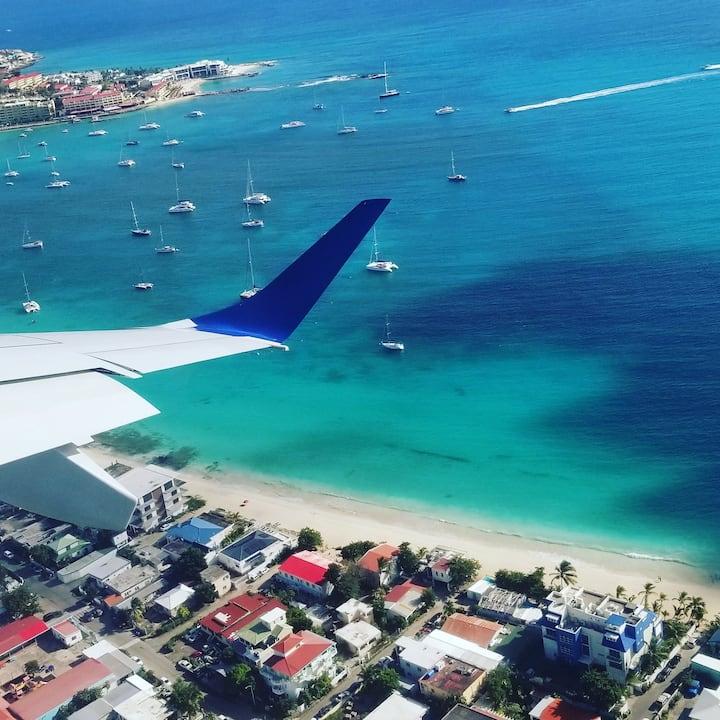 Caribbean Paradise beachfront condo