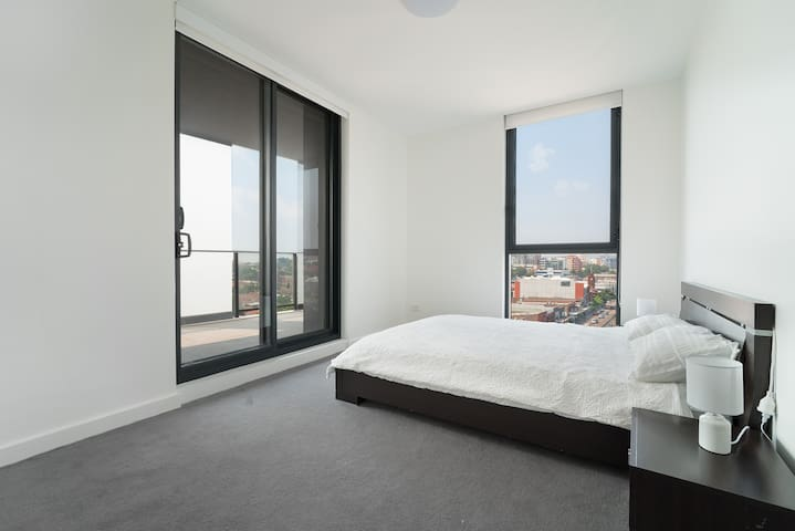 Master Bedroom with views to Botany Bay