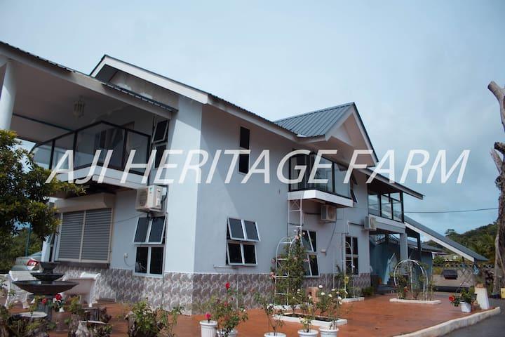 Aji Heritage Farm Homestay