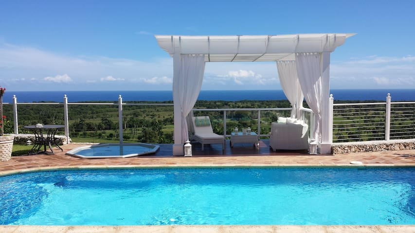 Vista espectacular! - Nagua - House
