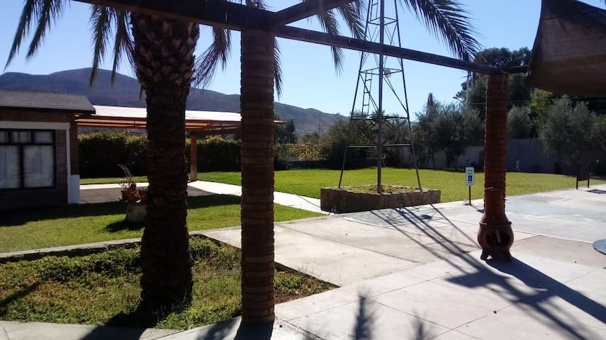 Cabañas Gran Rosario en Valle de Guadalupe I