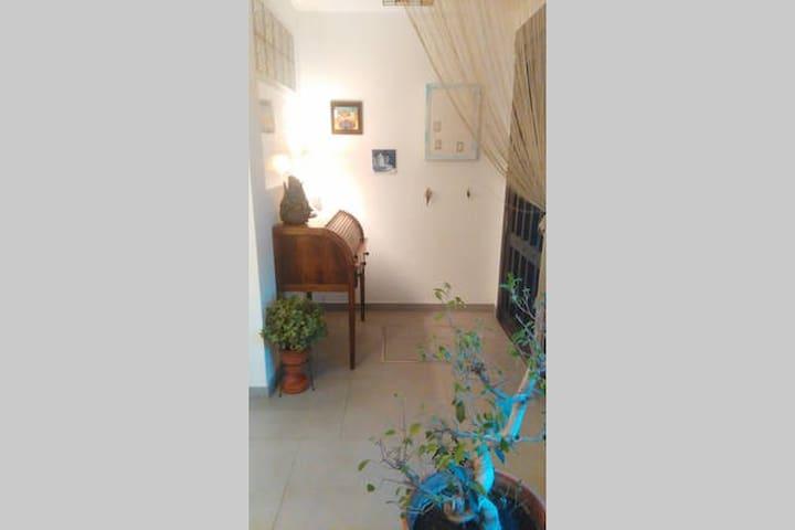 CASA DE MANUELA. Habitación privada doble - Tomares - Dom