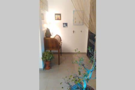 CASA DE MANUELA. Habitación privada doble - Tomares - Haus