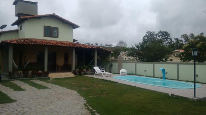 Gravatá - PE Casa em Condomínio Fazenda.