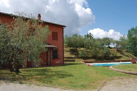Boscone 3 - Gambassi Terme Fi - Apartment
