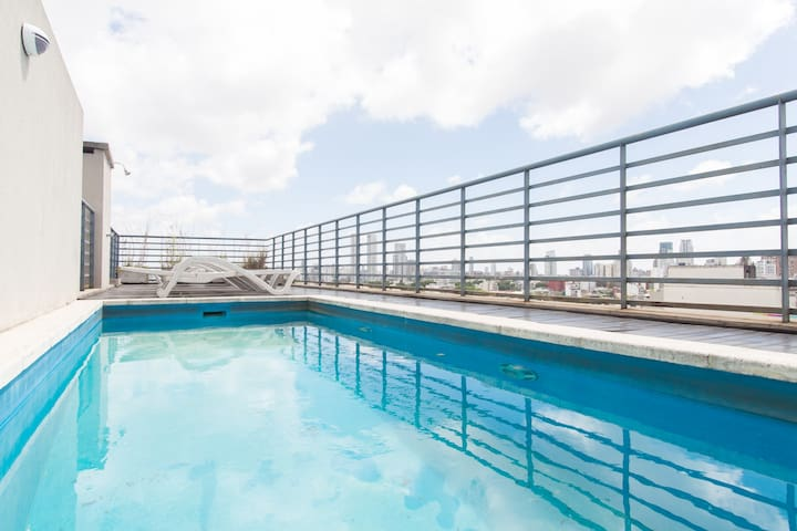 Palermo SOHO - Super Duplex with rooftop pool