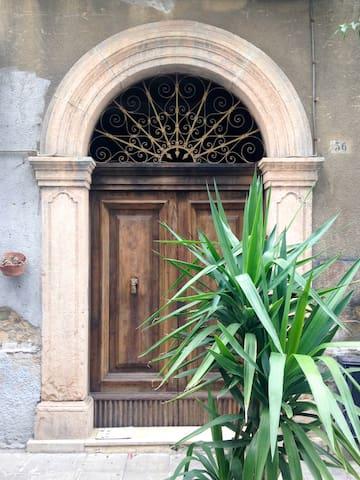 Appartamento caratteristico nel centro di Cosenza