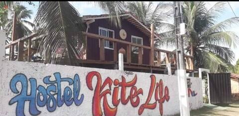 Hostel kite life .algodoal