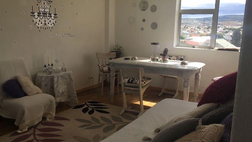 Departamento para 6 personas, Excelente ubicación. - Punta Arenas - Flat