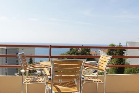 Amazing view from Sarajka apartment - Ulcinj - Apartamento