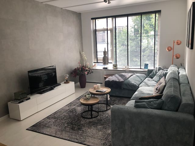 Cosy apartment nearby City centre Rotterdam