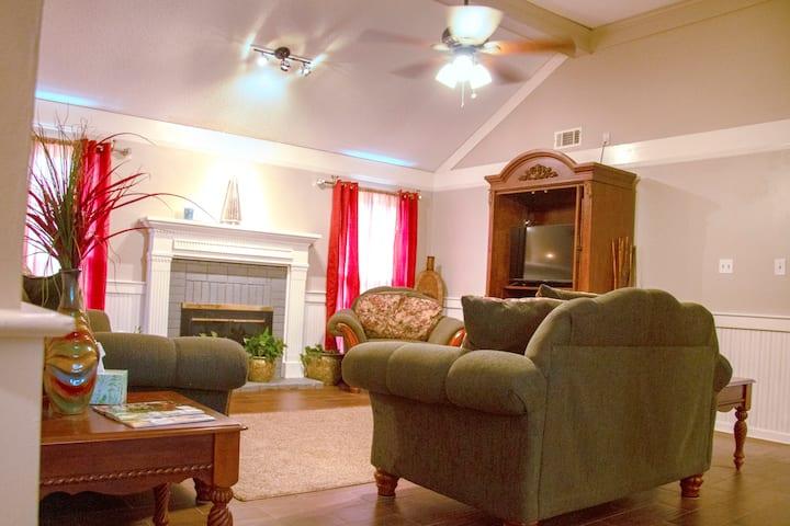 Clean E. Memphis Home near Germantown w/Garage