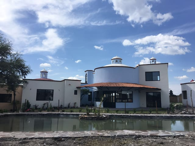 Blue Villa San Miguel Allende Acceso a Club Spa