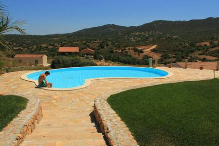 Unique Sardinian Home - Rudalza - Haus