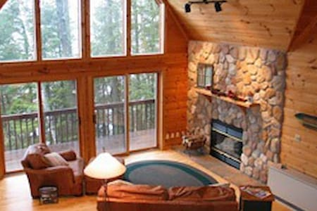 Relax this summer by Long Lake - Stone Lake - Haus