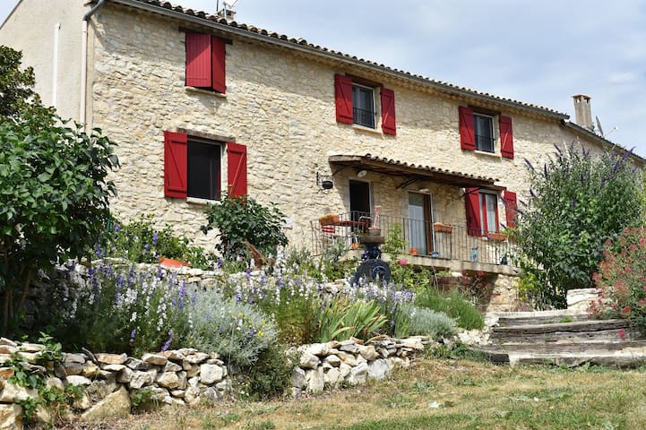 "Provencal cottage ""The Maurel"""