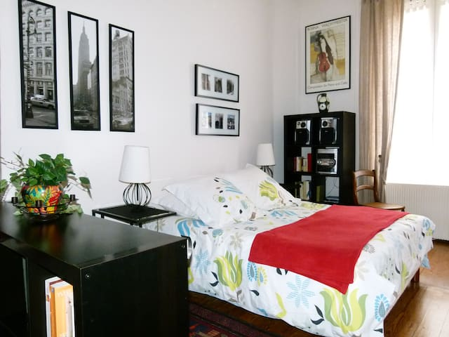 Cosy flat in City Center