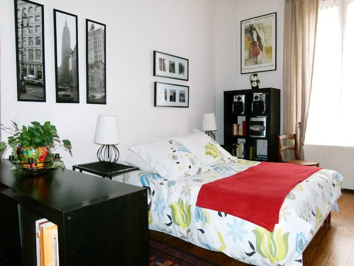 Comfy flat in City Center