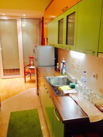 Brand new 68m2 colorful apartment