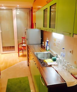Brand new 68m2 colorful apartment - Skopje - Appartement