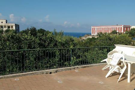 APPARTAMENTO IN VILLA CON TERRAZZA - Casamicciola Terme - 公寓