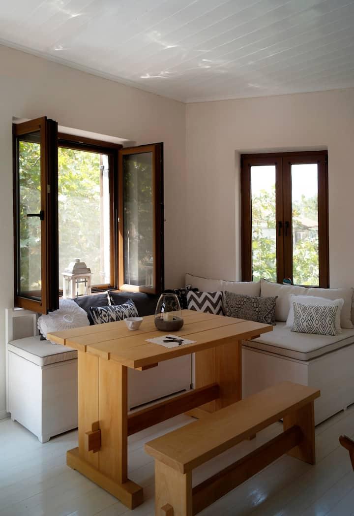 Cozy holiday house in Mytilene
