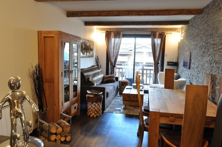Appartement LUXE 4* Courchevel 1850 6 pers