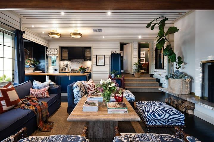 Wentworth House Daylesford - Designer luxury, spas