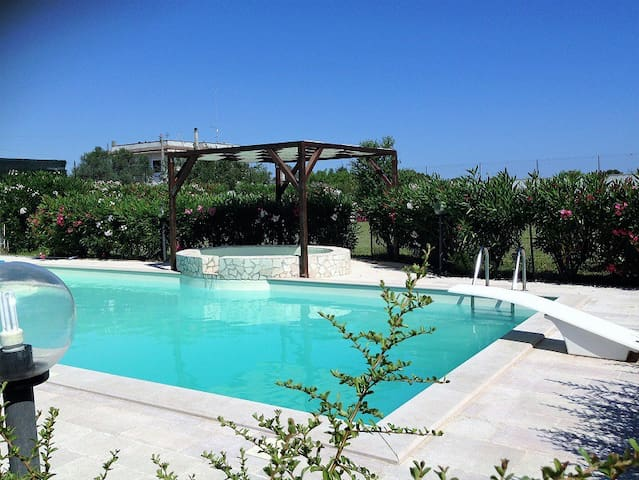 Villa in southern Italy