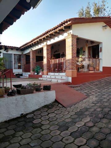 Habitacion en Tlayacapan Mor.