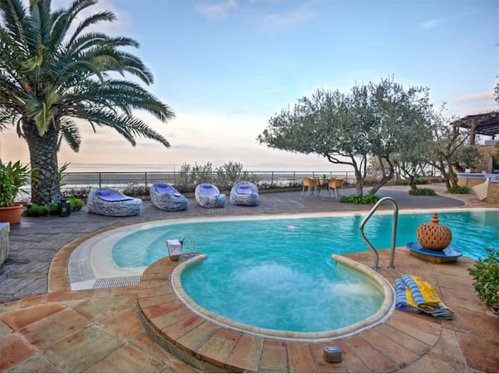 Villa Taalia, fabulous luxury villa in Sicily