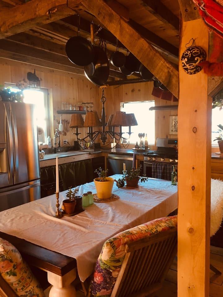 Entire Cosy Barn Apartment on Farm