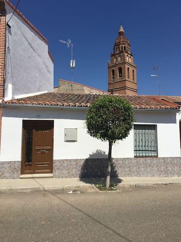 Casa Rural dentro de casco histórico (Patrimonio)