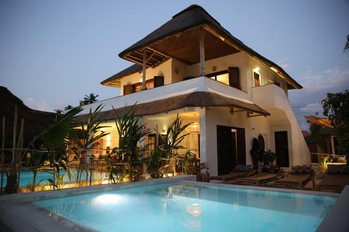 Joyà beach suites & villa, Zanzibar