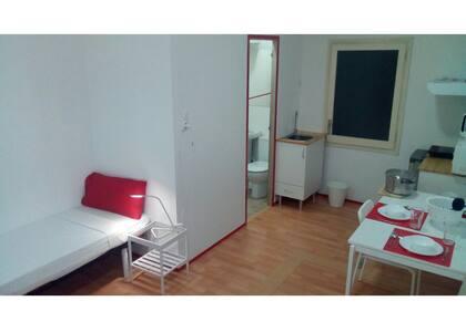 Oficina Estudio para medianas y largas estancias - Loft