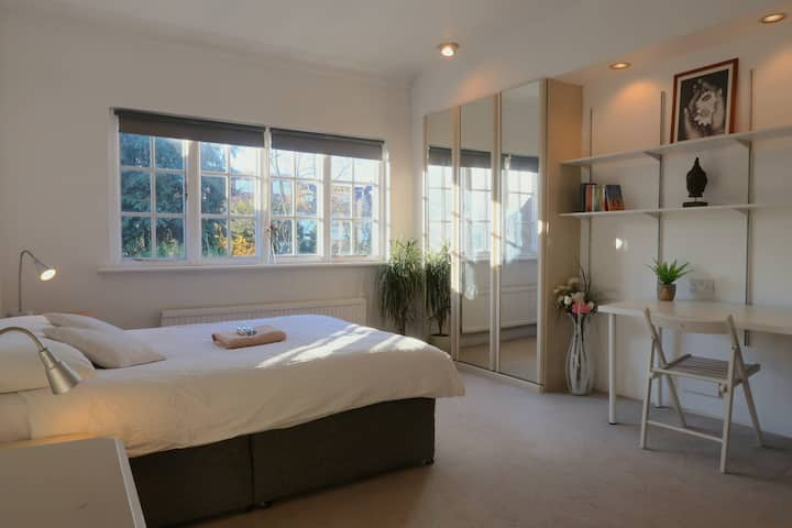 Peaceful house - central Golders Green, room 3