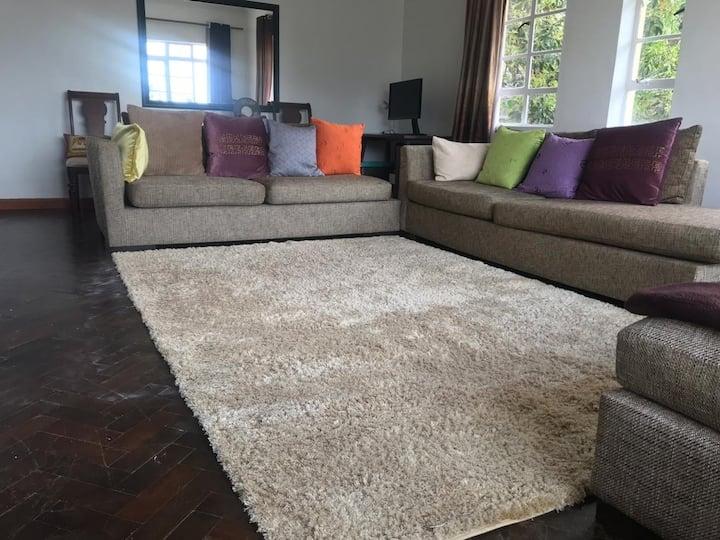 Unique apartment  for accomodation