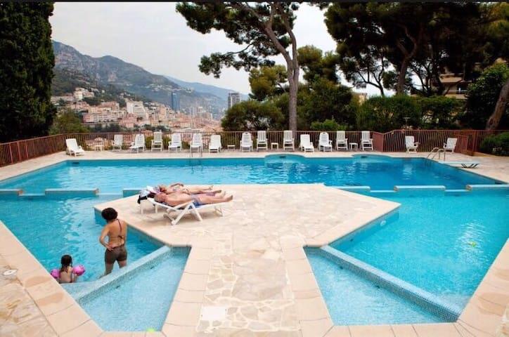 Sea View Monte Carlo Monaco