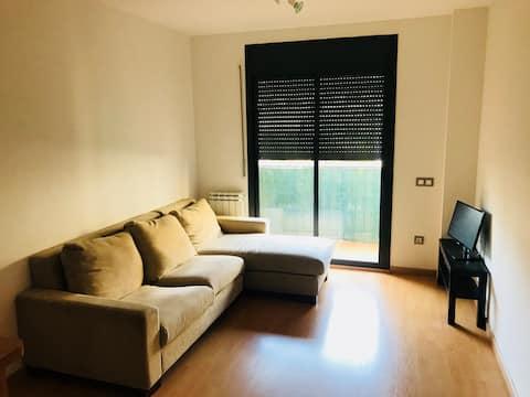 Apartamento en zona tranquila de Tarrega (Lleida)