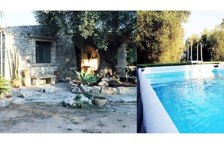 Villa De Santis un'oasi di pace tra ulivi e mare - Castrignano De' greci