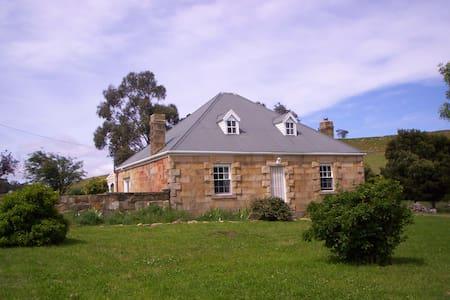 Stuartfield House (Heritage Listed Sandstone Home)