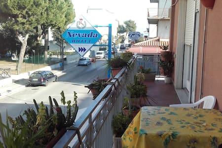 Incornicia la vacanza con il mare - Villa Rosa - Appartamento