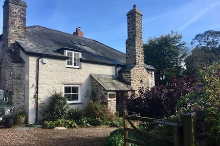 Lovely large double ensuite in a former farmhouse - East Anstey