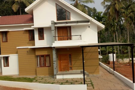 Purple Grass Villa by Fruitful Homes at Calicut