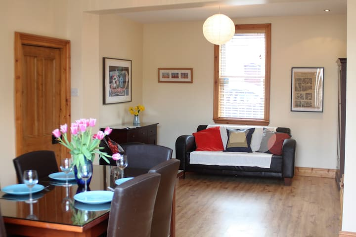 Charming and Quiet 2 BDR Stoneybatter House - Stoneybatter - House