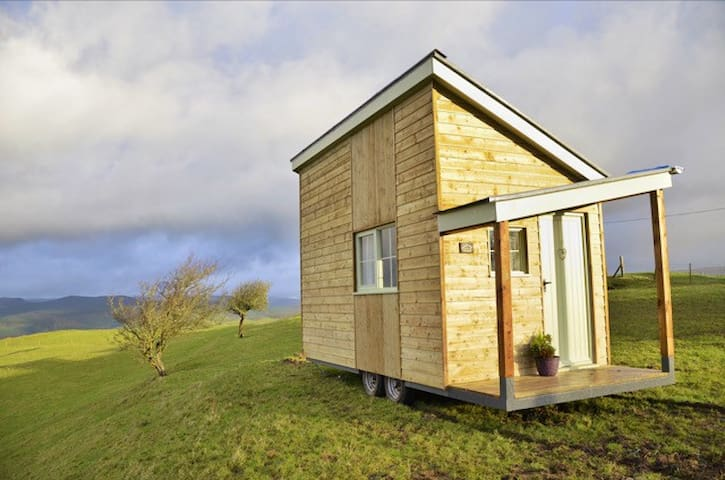 Blueberry Shepherds Huts (The Welsh Den) - Maidwell - Overig